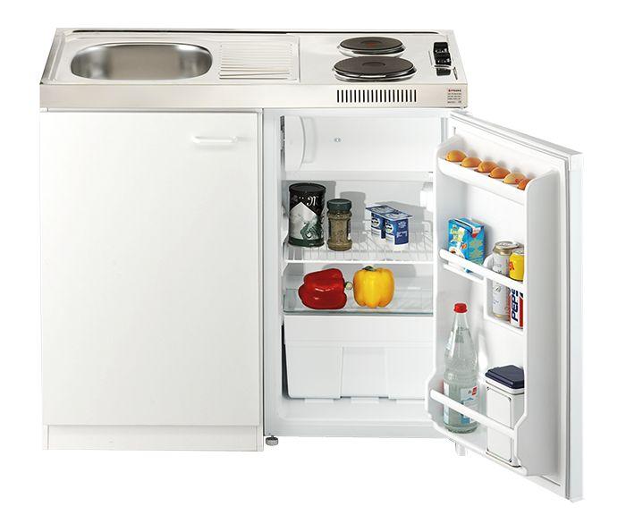 Die besten 25+ Miniküche mit kühlschrank Ideen auf Pinterest - tipps gestaltungsmoglichkeiten kleine kuche