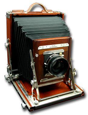 Deardorff Cameras  The legend still lives on...