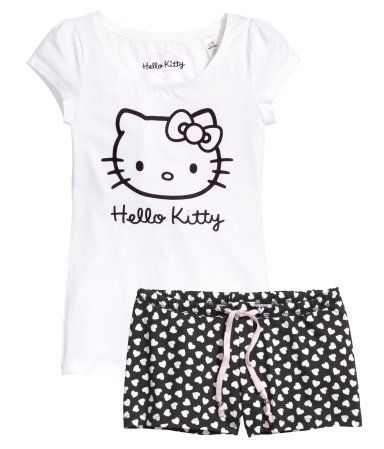 H&M - Piżama Hello Kitty
