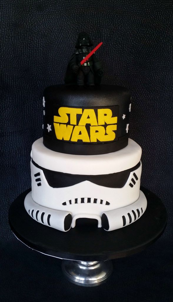 Stormtrooper Cake Images