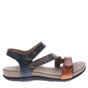 Spring Step Women's Novato Sandals (Orange)