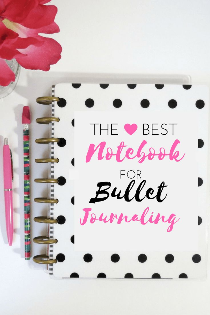 Don't invest in a pricy dot grid notebook for bullet journaling until you have read over the pros and cons of the most popular notebooks. Then you can decided what the best notebook for bullet journaling is for you