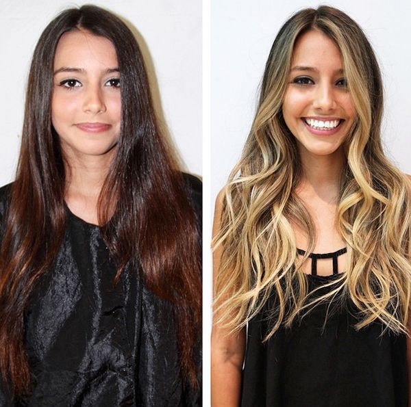 """Meet+""""Lived-In""""+Hair:+The+Latest+Color+Trend+That+Lasts+6+Months+via+@ByrdieBeauty"""