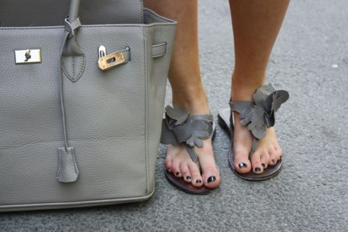 Hermes: Shades, Favorite Style, Hermes, Fashion Style, Matching Floors, Matching Gray, Grey Shoes, Grey Sandals, Classic Grey