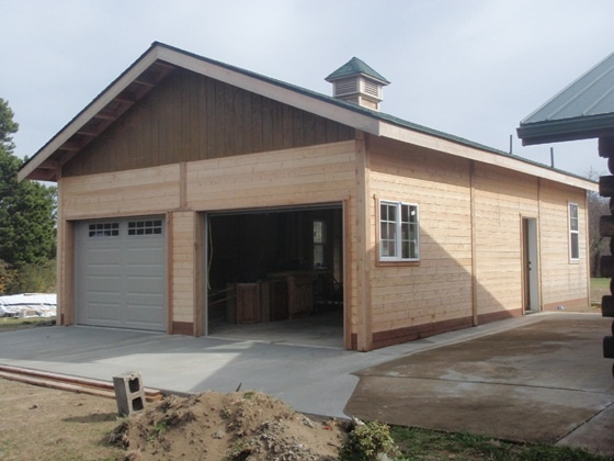 14 best prefab garage and shop images on pinterest for Garage plans with shop space