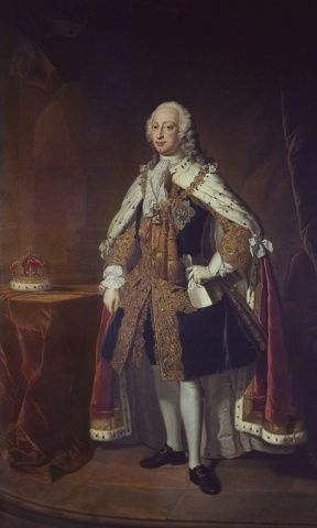 Frederick, Prince of Wales (1707-51)Jean-Baptiste van Loo (1684-1745)Signed and dated 1742.