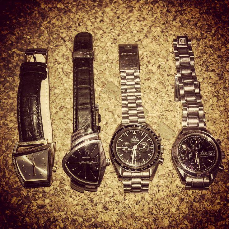 #腕時計 #WristWatch #Ω #オメガ #OMEGA #SpeedMaster #SpeedMasterDate #SpeedMasterProfessional #Chronograph #スピードマスター #スピードマスターデイト  #スピードマスタープロフェッショナル  #クロノグラフ  #Hamilton #ハミルトン #Ventura #ベンチュラ #StaySick