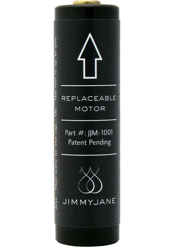 Buy Jimmyjane Little Chroma Replacement Motor online cheap. SALE! $18.99