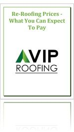 Re-Roofing Prices - What You Can Expect To Pay