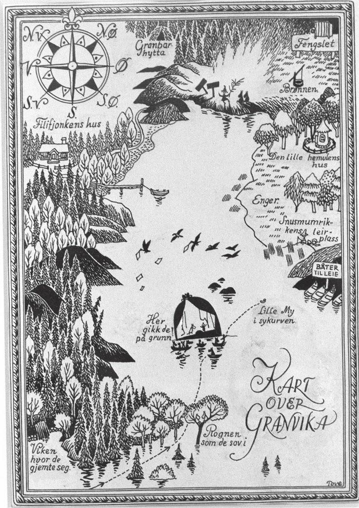 Kuusilahden kartta. Vaarallinen juhannus