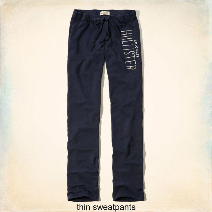 hollister womens sweatpants navy clothes pinterest