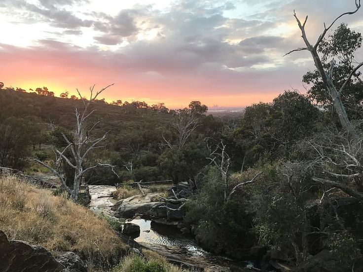 """142 Likes, 1 Comments - Perth Hills Visitor Centre (@experienceperthhills) on Instagram: """"Watching the sunset over Perth from the hills is one of our favourite things to do.  From…"""""""