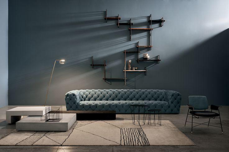 Sofa Chester Moon