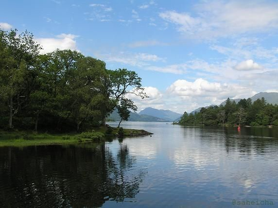 Loch Lomond – traumhaft Bootsfahrt unbedingt darüber machen #Schottland http://www.cupcakes-cupcakes.de/blogtext.html