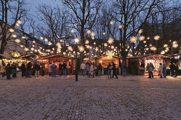 Basil Christmas Market, Switzerland