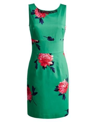 Joules Womens Jewel Embelished Dress