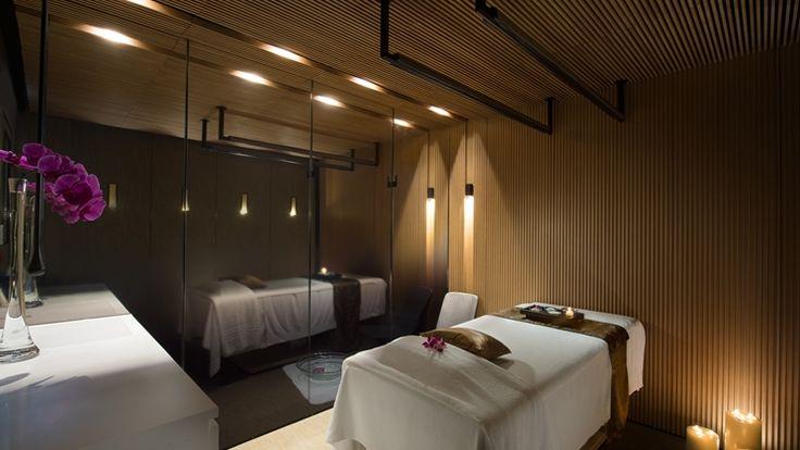 Conrad Hong Kong Spa Interior Hotel Spa Design
