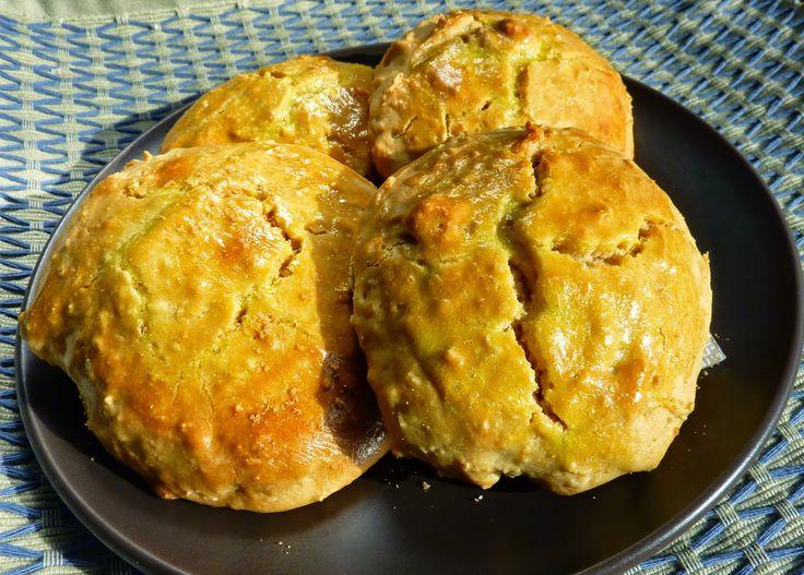 Receta: Cómo preparar unos deliciosos Scones (escones) lsin gluten y sin lácteos. Deliciosos y muy esponjosos. ¡Anímate a prepararlos! Recipe: gluten free, dairy free scones