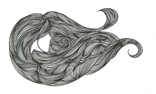 a wave of hair requires no maintance