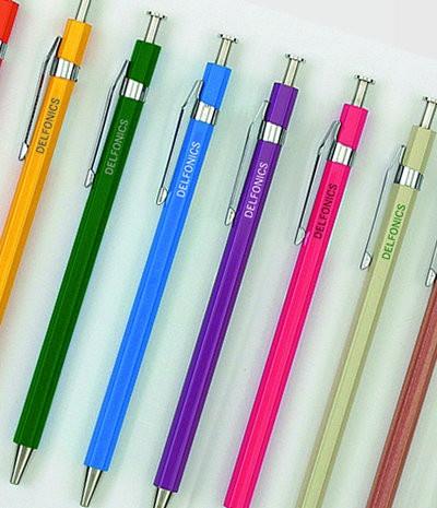 Delfonics makes pretty pens and pencils