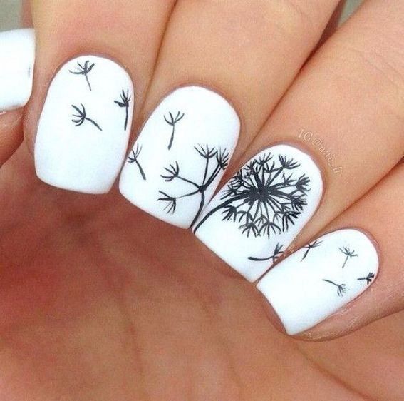 Why No One Is Discussing Floral Nail Art Easy 34