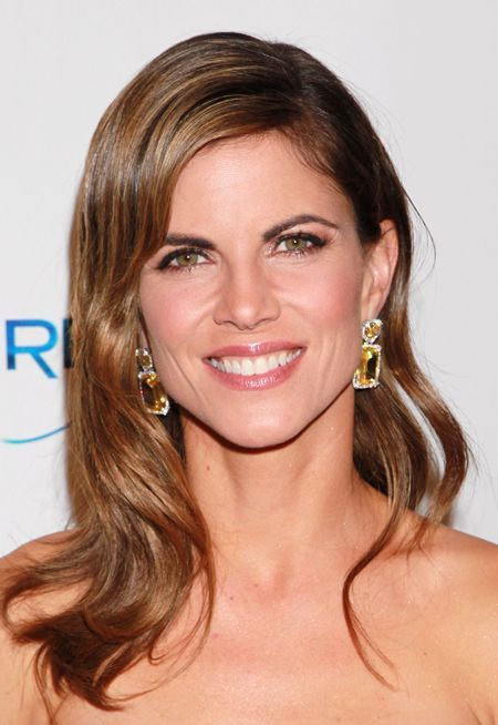 NBC Today Show Host Natalie Morales in Judith Ripka 18k Couture Monaco Earrings