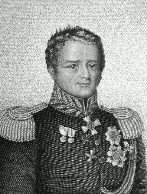 Ivan Paskevitch, selon l'onomastique russe Ivan Fiodorovitch Paskevitch (cyrillique : Иван Фёдорович Паскевич), né le 5 août 1782 à Poltava, mort le 20 janvier 1856, est un officier russe, particulièrement connu pour son rôle dans l'écrasement de l'insurrection polonaise de 1830-1831, nommé ensuite lieutenant général (namiestnik) du royaume de Pologne, c'est-à-dire substitut du tsar dans ce royaume (de 1831 à sa mort).