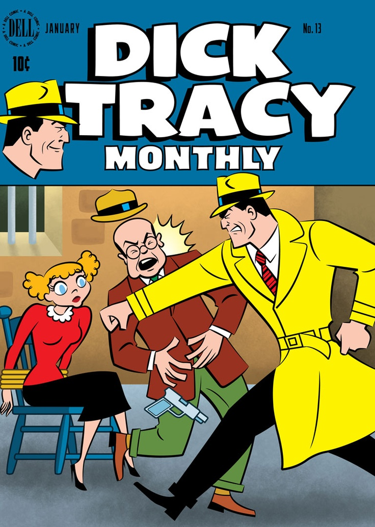Dick Tracy Book 22