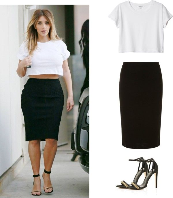 Kim Kardashian Look For Less X D By Heydenzy On