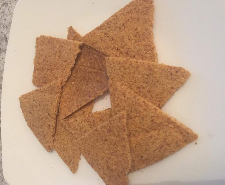 Recipe Paleo Tortilla Chips by penno - Recipe of category Baking - savoury