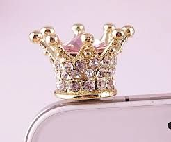 Beautiful Crown Dust plug. To Order mail at fashionfiesta75@gmail.com  Multiple colors available!!