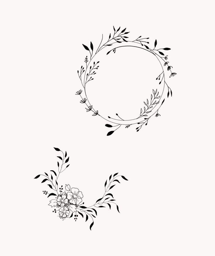 Minimalist Simple Leaf Tattoo: Pin By Steph D On Tattoo Ideas