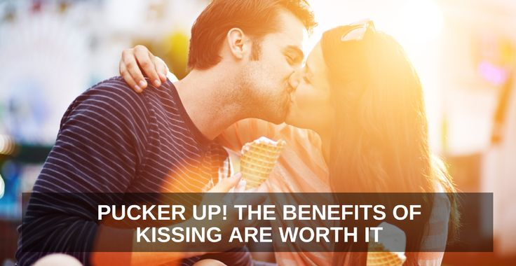 PUCKER UP! THE BENEFITS OF KISSING ARE WORTH IT - ONE Extraordinary Marriage
