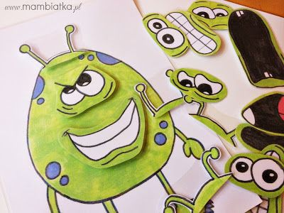 Monster Mike: EMOTIONS