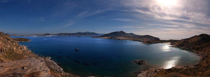 """500px / Photo """"Paros, Greece (1600X558)"""" by Maksym Kvitkov"""