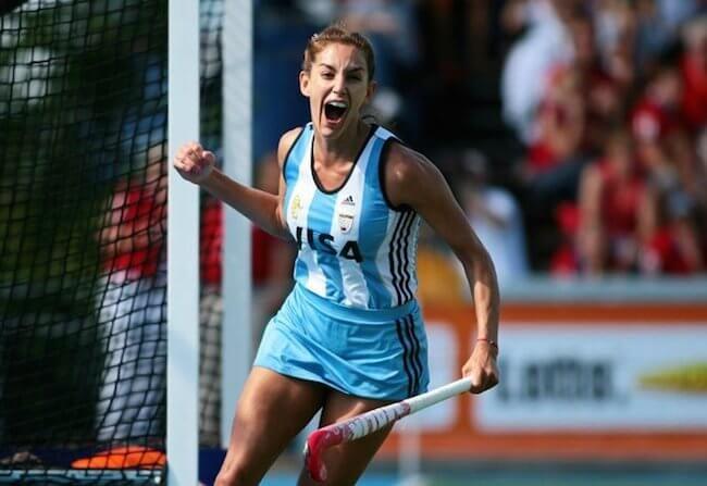 Luciana Aymar, Hockey, Argentinean...