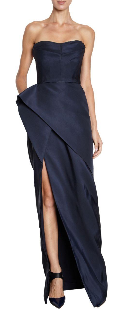 J. Mendel Faille Gown                                                                                                                                                     More