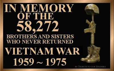 "March 30th is ""Welcome Home Vietnam Veterans Day""."