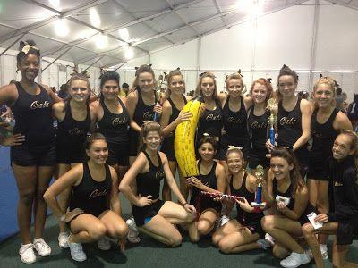 Saguaro Cheer: Saguaro Cheer Earns Top Honors at UCA Cheer Camp