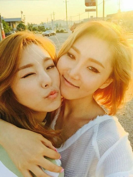 I adore all four of them, but Wheein and Hwasa are my favorites #MAMAMOO