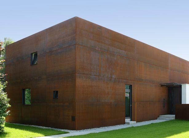 20 besten u dach wand bilder auf pinterest architektur for Modernes haus projekte