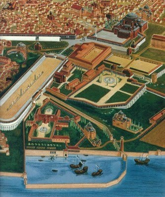 The Great Palace of Constantinople & the Hippodrome