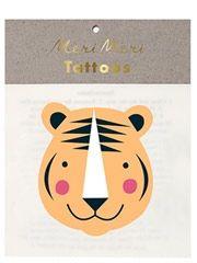 Easy Tiger Klebetattoos (2St.)