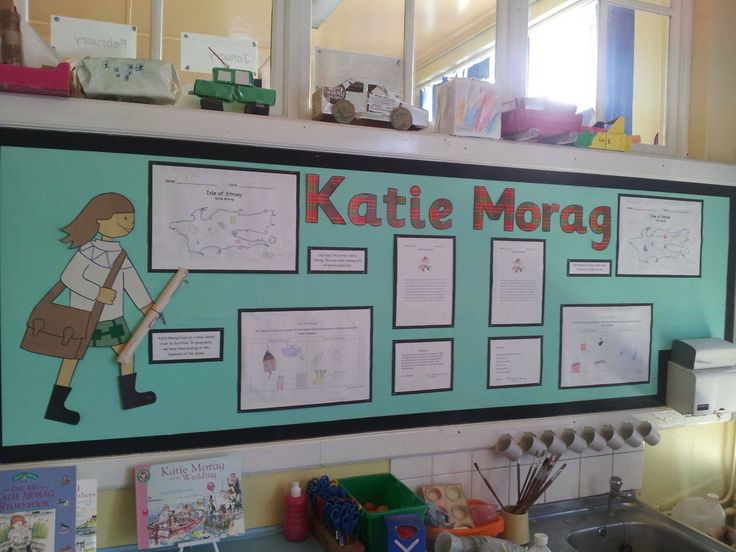 Katie Morag Display...