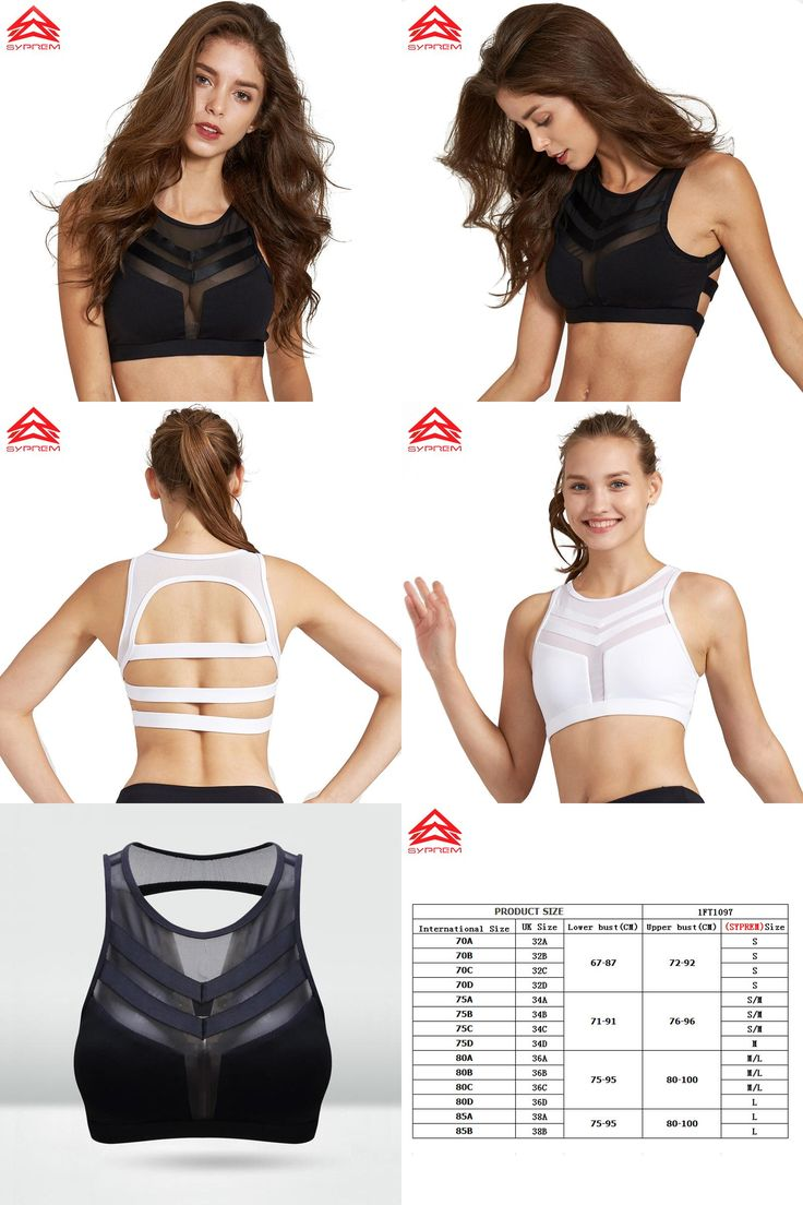 [Visit to Buy] Syprem 2017 New Style Women Fitness Bra Sports Yoga Running Sexy Bra High Quality Lady Sportswear Sports Top For Female,1FT1097 #Advertisement
