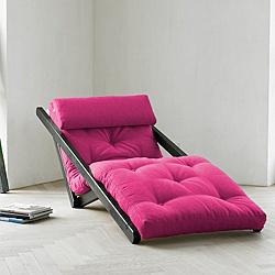 Pink Fresh Futon Figo | Overstock.com