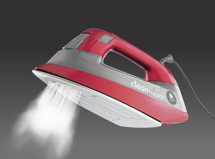 Clean Maxx Kompakt Bügelstation, 2200W bis 15 Uhr für 24,99 EUR   http://www.rakuten.de/produkt/clean-maxx-kompakt-b-und-uumlgelstation-2200w-495220421.html