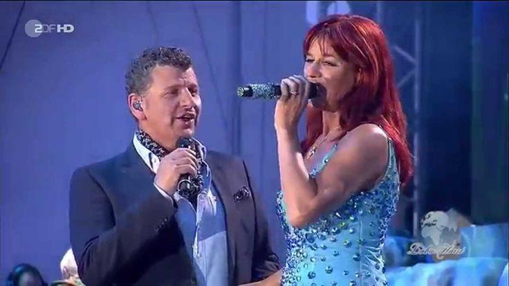 Andrea Berg & Semino Rossi -  Aber Dich gibt's nur einmal für mich..