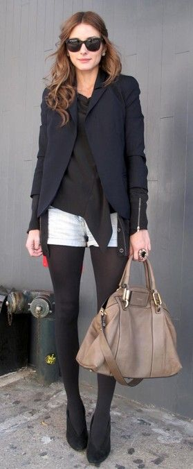 Fashion Inspiration by Olivia Palermo.    2