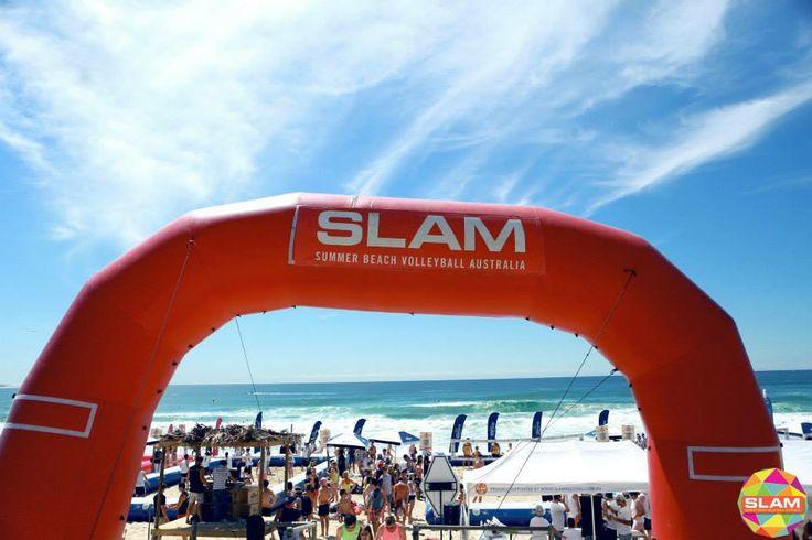 SLAM in Sydney